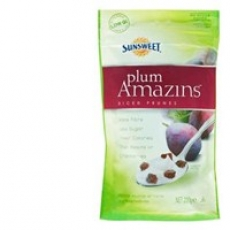 Sunsweet Prunes Diced Plum Amazins低脂西梅丁200克