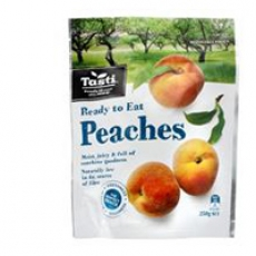 Tasti Peaches Ready To Eat即食桃干250克