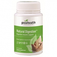 Good health natural digestion好健康天然助消化丸60粒