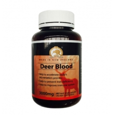 Gold Kiwi Deer Blood Hard Shell Capsules 66s金奇维鹿血硬胶囊66粒