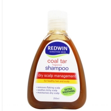 Redwin Shampoo-coal 250ml 黑金洗发水 250ml