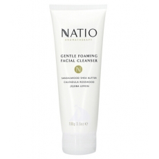 Natio gentle foaming facial cleanser  娜迪奥温和洁面乳 100g