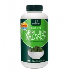 Lifestream Bioactive spirulina生命泉活性螺旋藻 500mg 1000片
