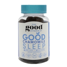 The good vitamin co.成人安睡助眠软糖 60粒